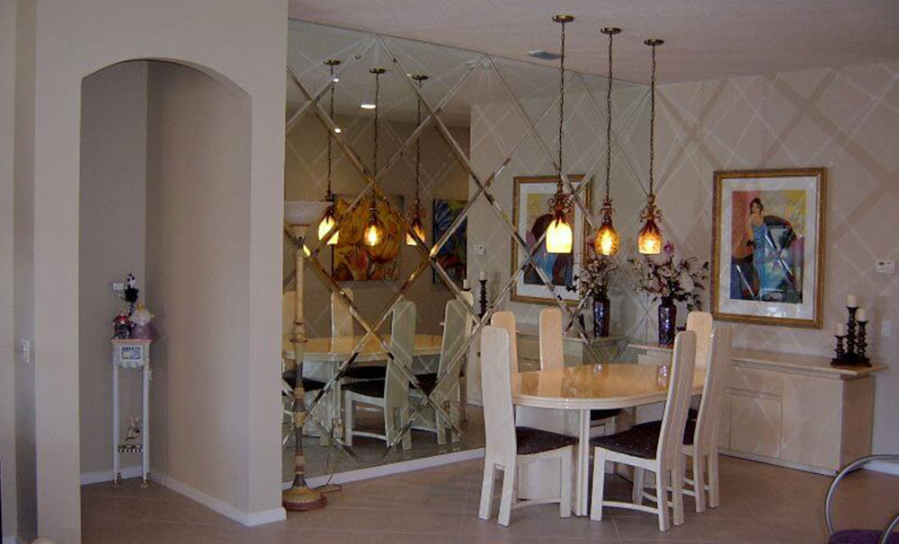 Beveled Mirror Design